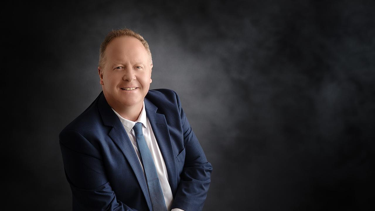 South Burnett businessman, Brett Otto. Picture: Contributed