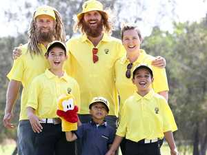 Yellow Day honours Lyle's legacy