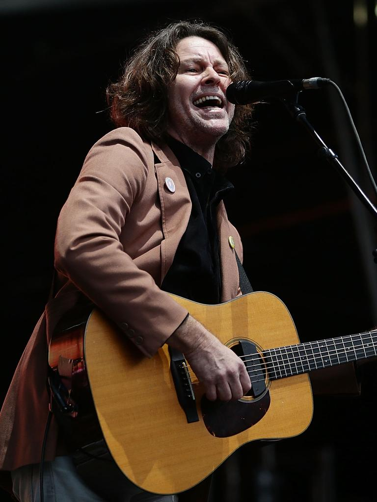 Bernard Fanning will also perform at Taronga by Twilight on February 14. Picture: Mark Metcalfe