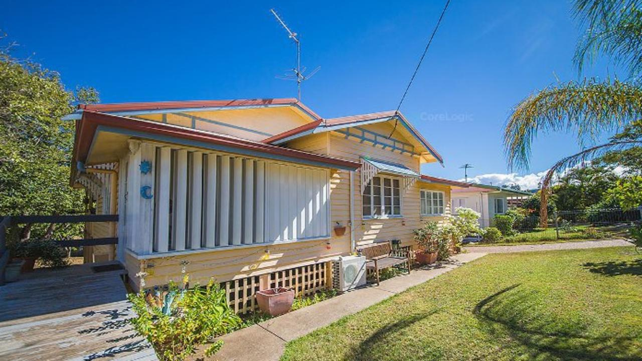 This spacious family home located on Mary St, The Range, sold for $277,000 in September, well above the September quarter median house price result of $250,000 for Rockhampton. The agency was Mr Real Estate.