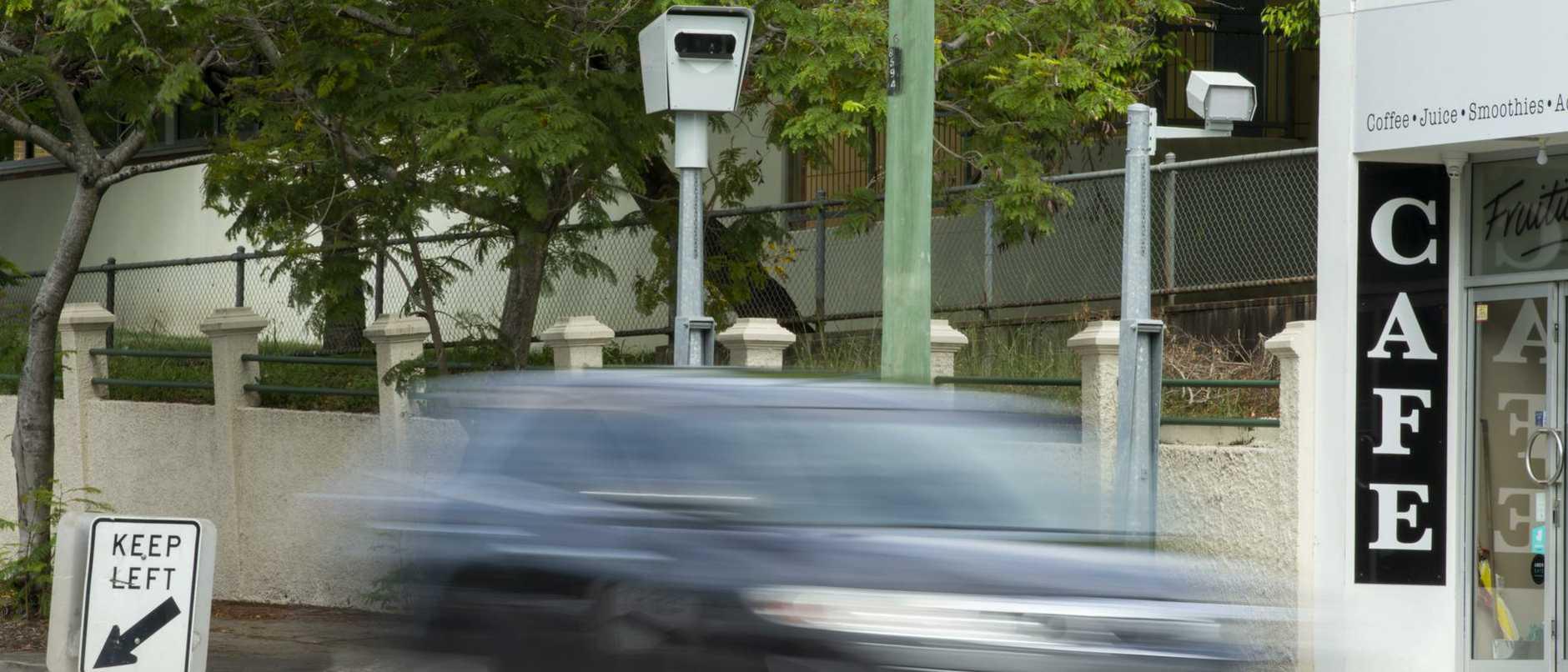 Speed/ Red Light Camera