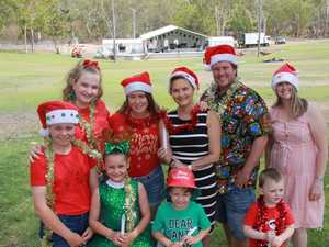 Carols fundraise for Make-A-Wish