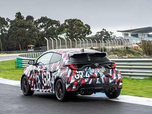 Toyota reveals shock new sporty car