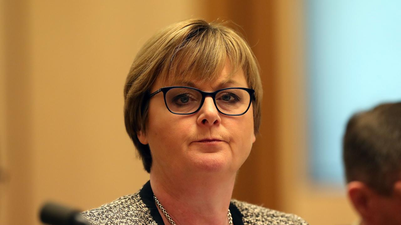 Senator Linda Reynolds. Picture Kym Smith