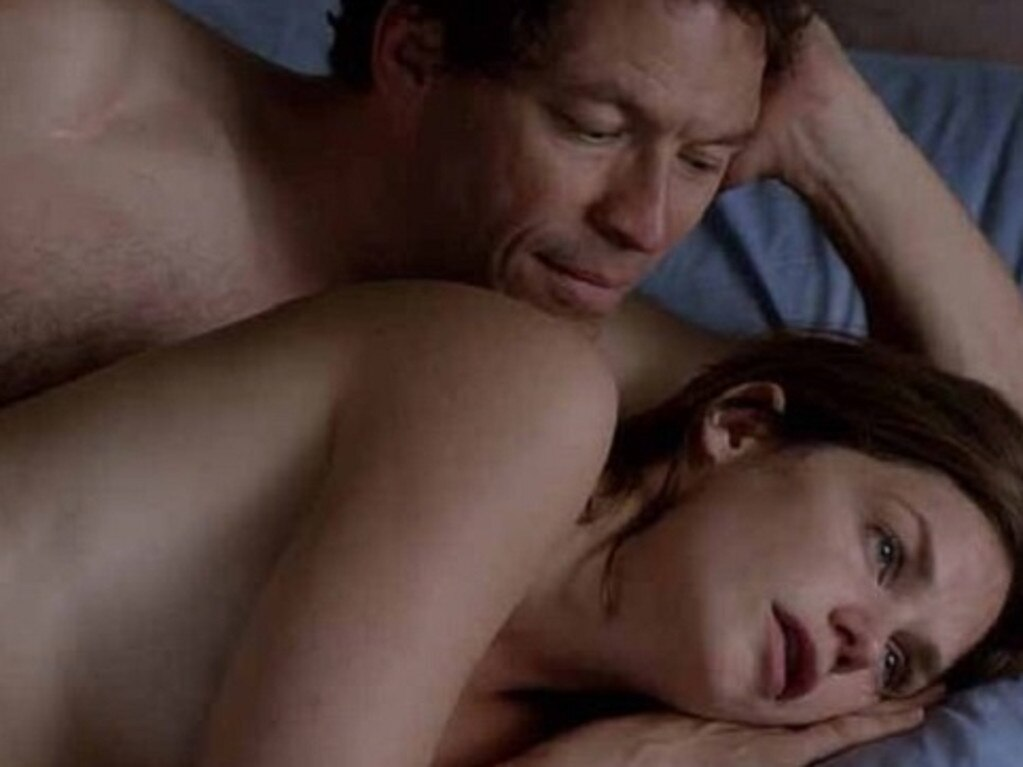 Ruth Wilson starred with Dominic West in The Affair. Picture: Showtime