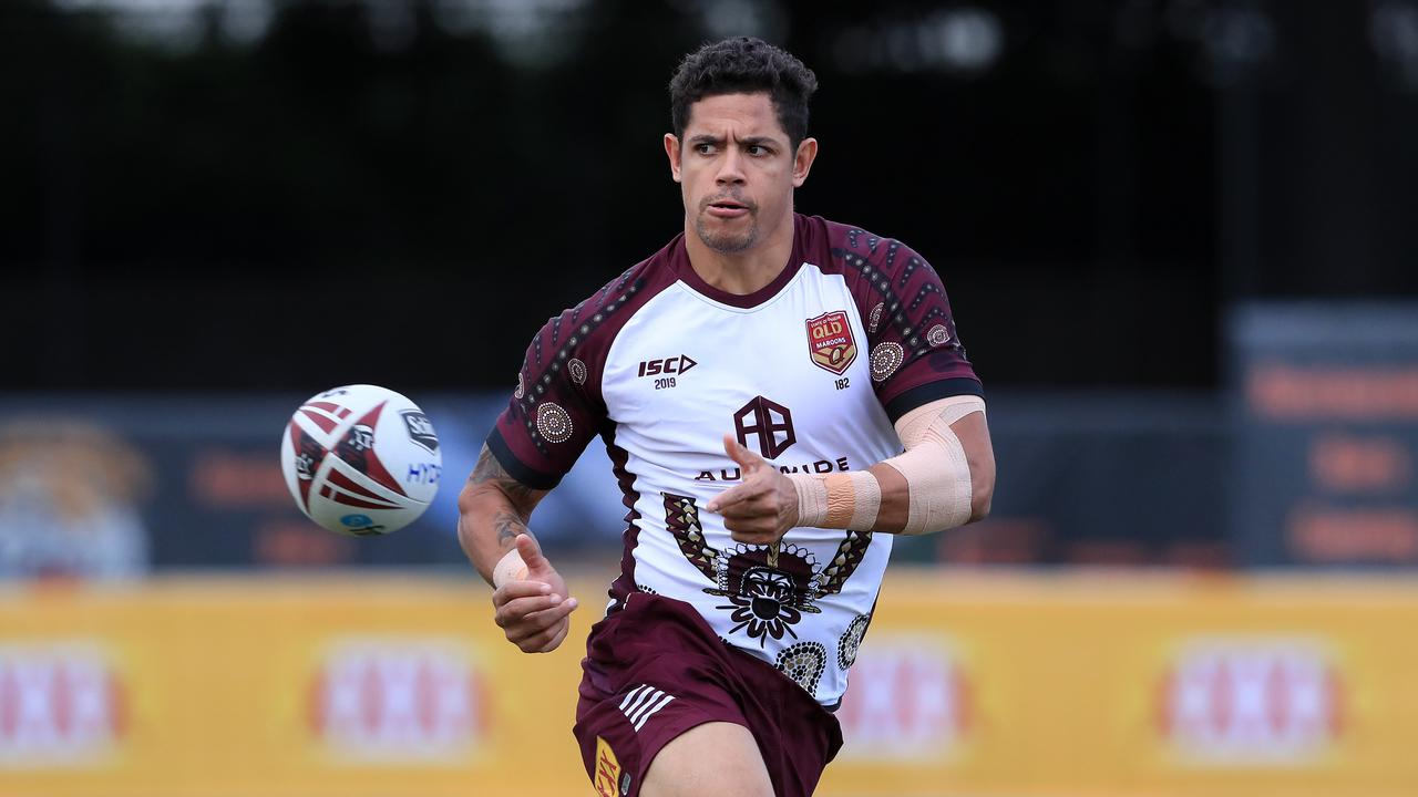 Dane Gagai will be back in Queensland Maroons camp when the 33-man squad meets in Brisbane in early February.