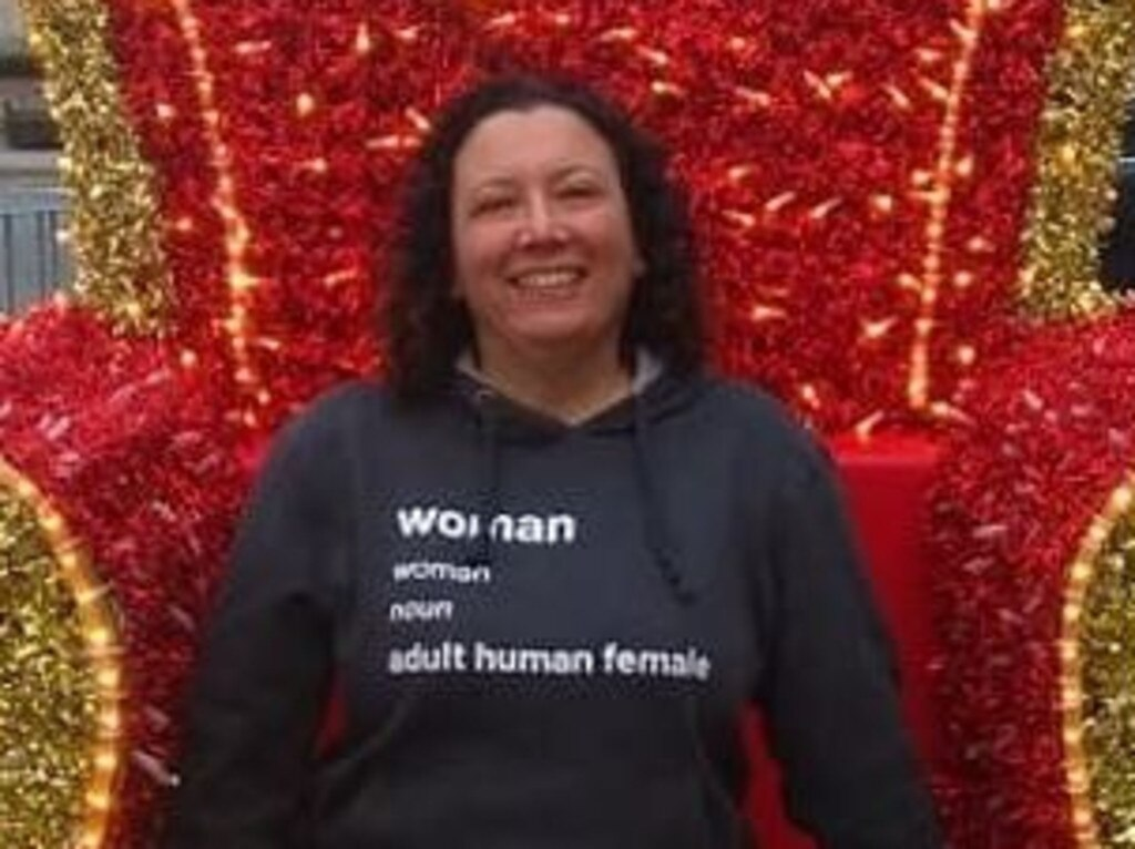 "Work colleagues complained that British researcher Maya Forstater had been ""transphobic"" after she said that trans women were not women. Picture: Facebook"