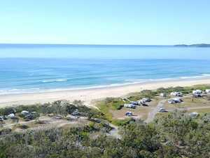 Beach campground set to reopen after $3.2m upgrade