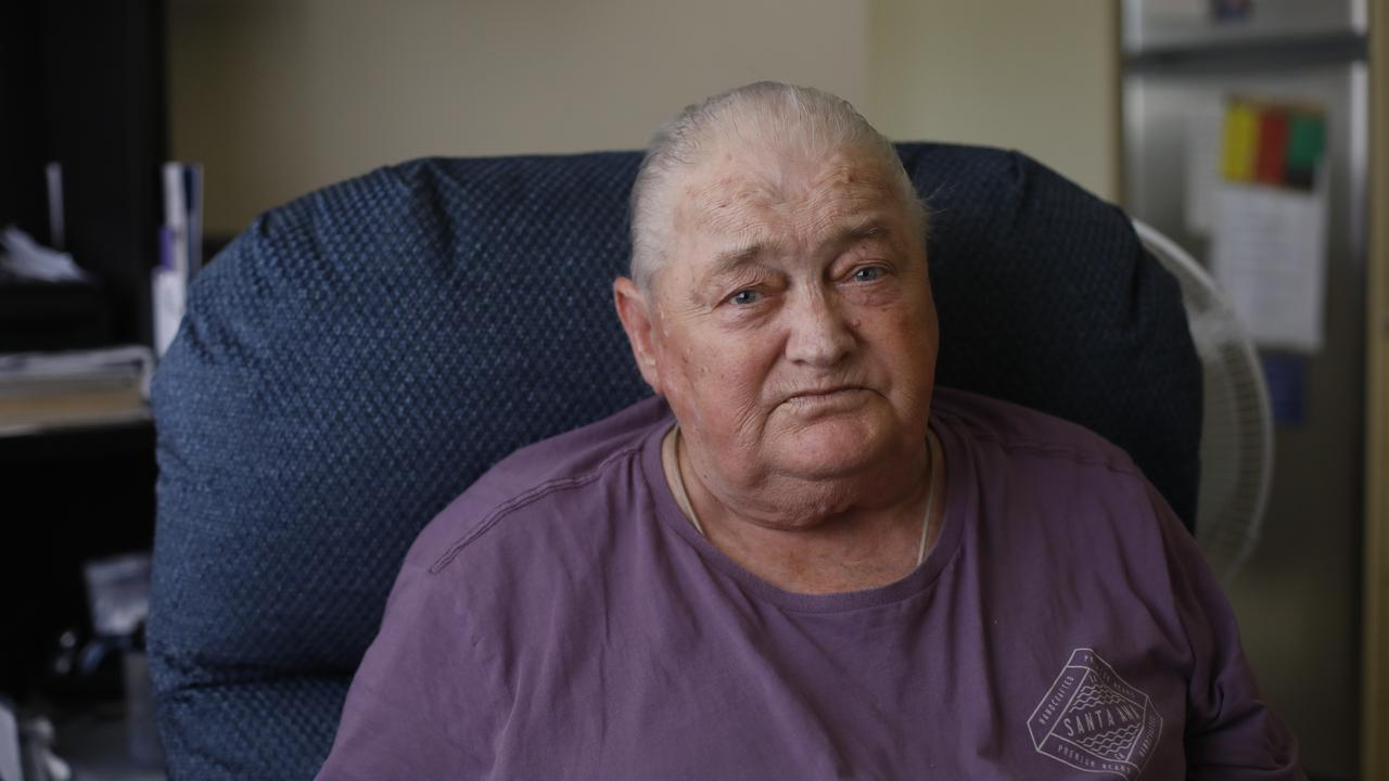 Goonellabah man Vernon Wilson has long been awaiting his payment under the National Redress Scheme and is living with a terminal illness.