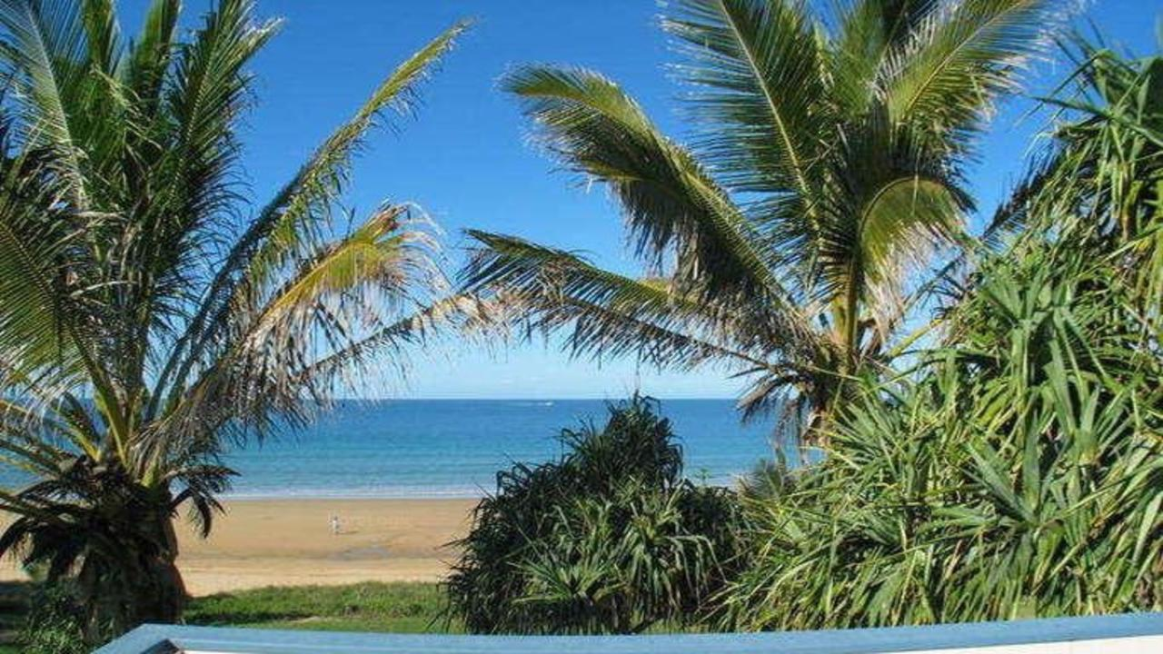 The view from 26 Miller St, Bargara which sold for $1,975,000 this year.