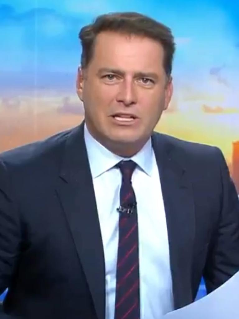 Karl Stefanovic makes his extraordinary return to Today on January 6.