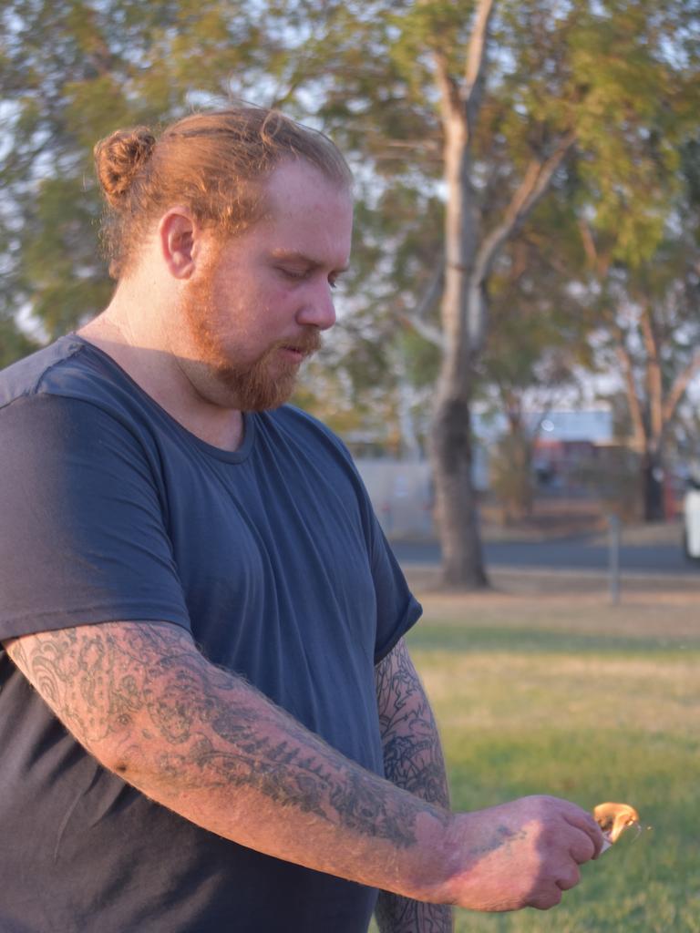 Mason's step-father Anthony Ingram.