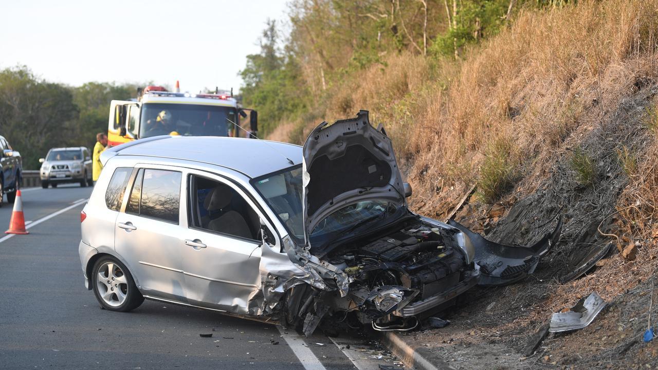 Bruce Highway Crash