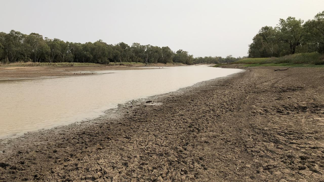 The Balonne Shire Council has warned river water will dry up if residents continue to use water at their current rate.