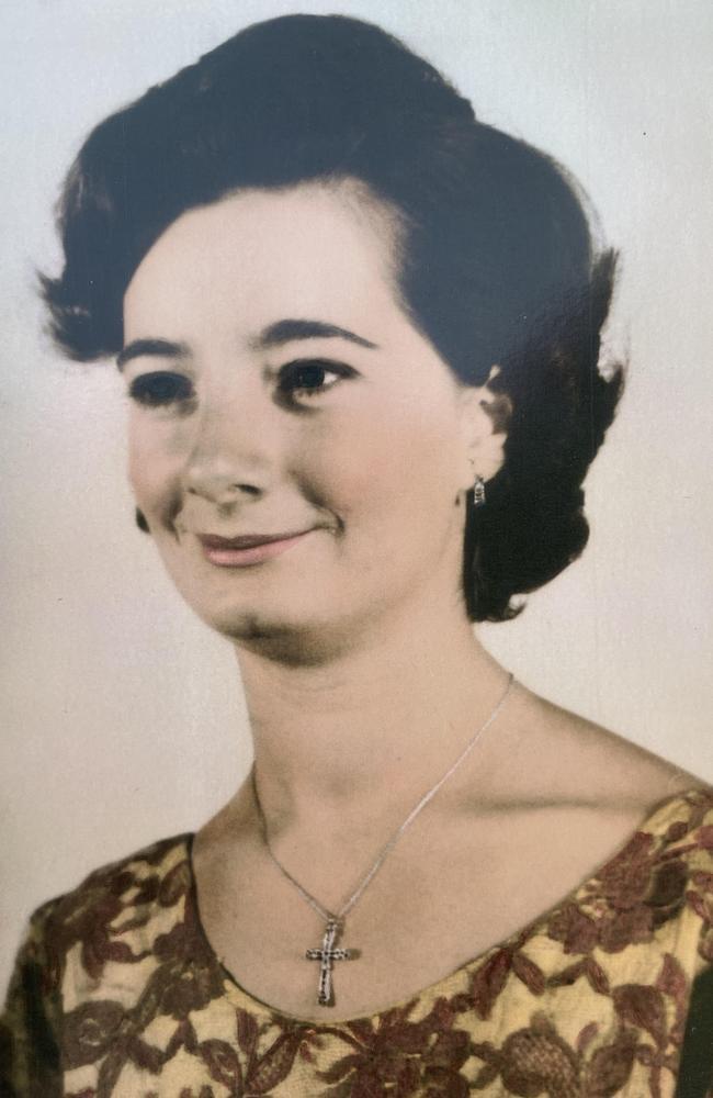 RAAF policewoman Gaye Baker, who went missing in 1972.