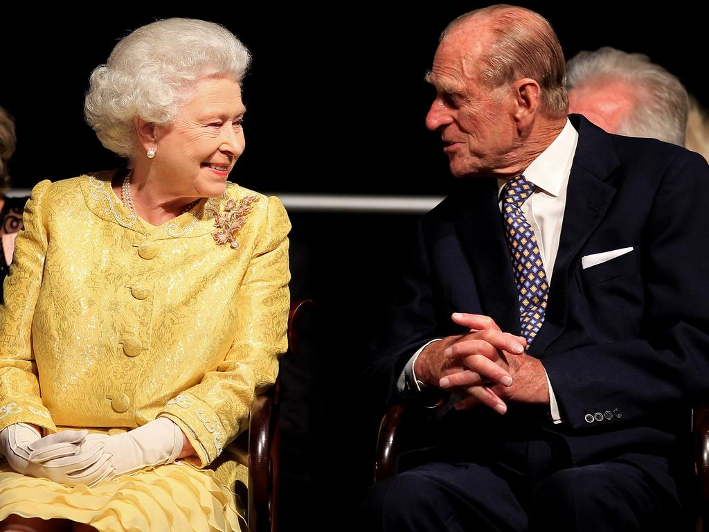 Queen Elizabeth II and Prince Philip, Duke of Edinburgh in 2010. Picture: Chris Jackson-Pool/Getty Images
