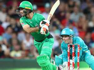 The 'big carrot' driving Glenn Maxwell's ambitions