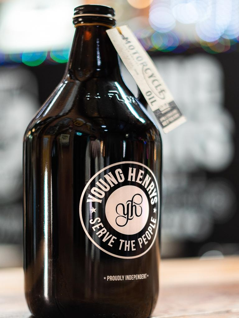 Young Henrys Growlers from $24.