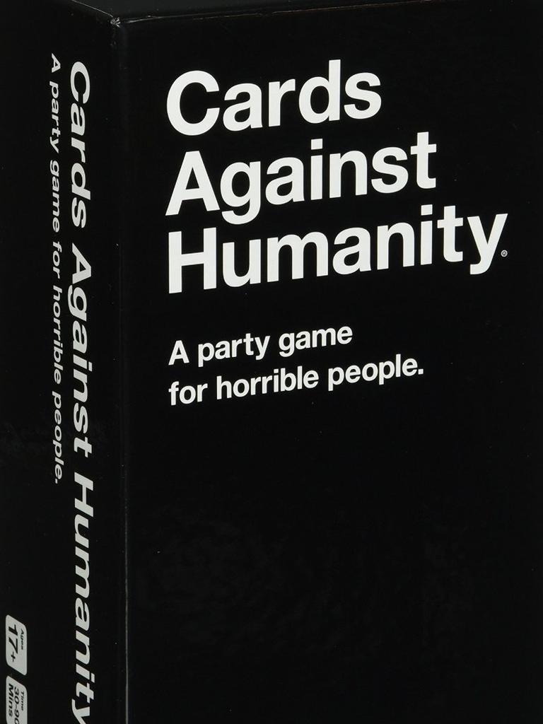 Cards Against Humanity $44.