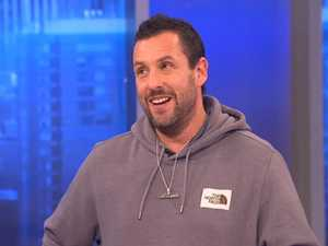NBA legend stitches up Adam Sandler