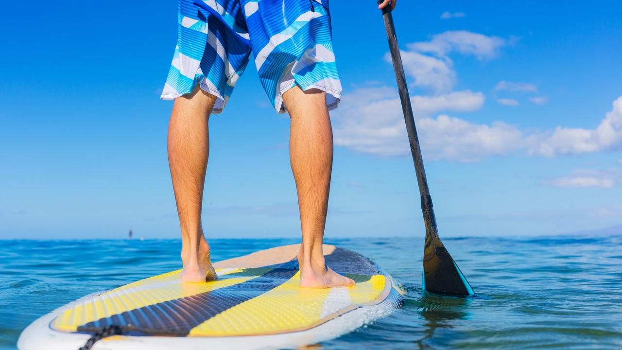 HOSPITAL: A man has been treated by paramedics after a stand-up paddleboard incident occurred at a location on Pacific Boulevard in Buddina. Photo: File.