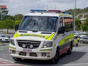 Teen hospitalised after crashing jetski