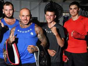 Move over McGregor, Gympie's 'champ champ' is here