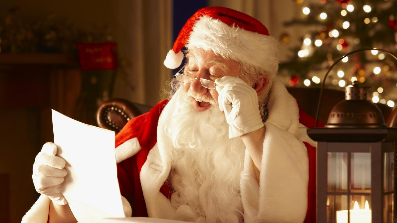 Father Christmas is seemingly too biased towards the patriarchy and Santa has been deemed a safer term. Picture: istock