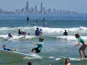 Popular Gold Coast beach closed after shark sighting