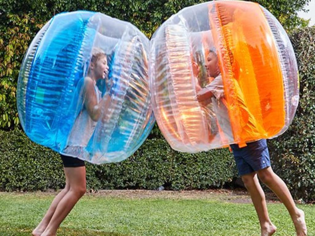 X-Shot bubble balls $35.