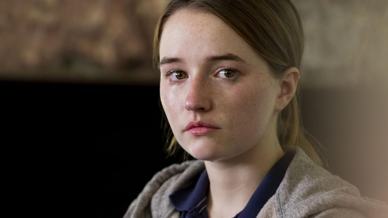 Kaitlyn Dever has been nominated for a Golden Globe. Picture: Beth Dubber/Netflix