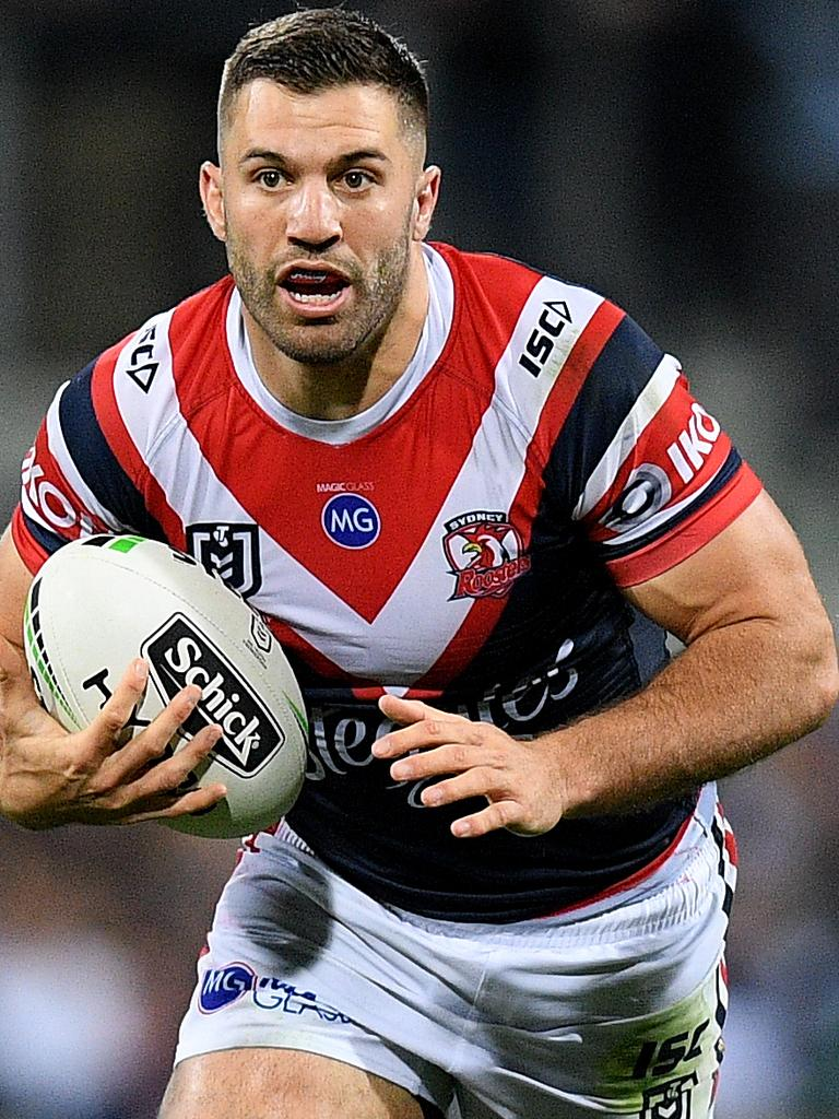 James Tedesco. Picture: AAP