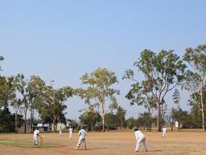 Cricket Gallery: Nanango vs Kumbia