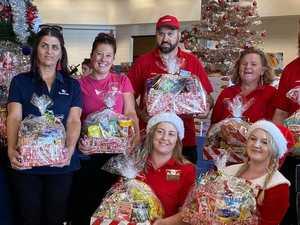 A donation of 'joy' this festive season