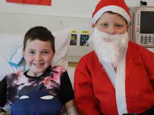 Act of kindness brings joy to children's ward
