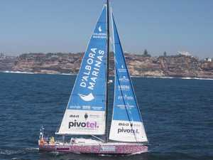 Blair primed for 'Westcoaster' sailing challenge