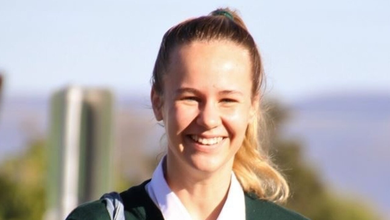 Erin Gilmore has scored an OP1 despite only moving to Australia 18 months ago.