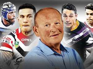 Latrell, SBW and more: Buzz's NRL team of the decade