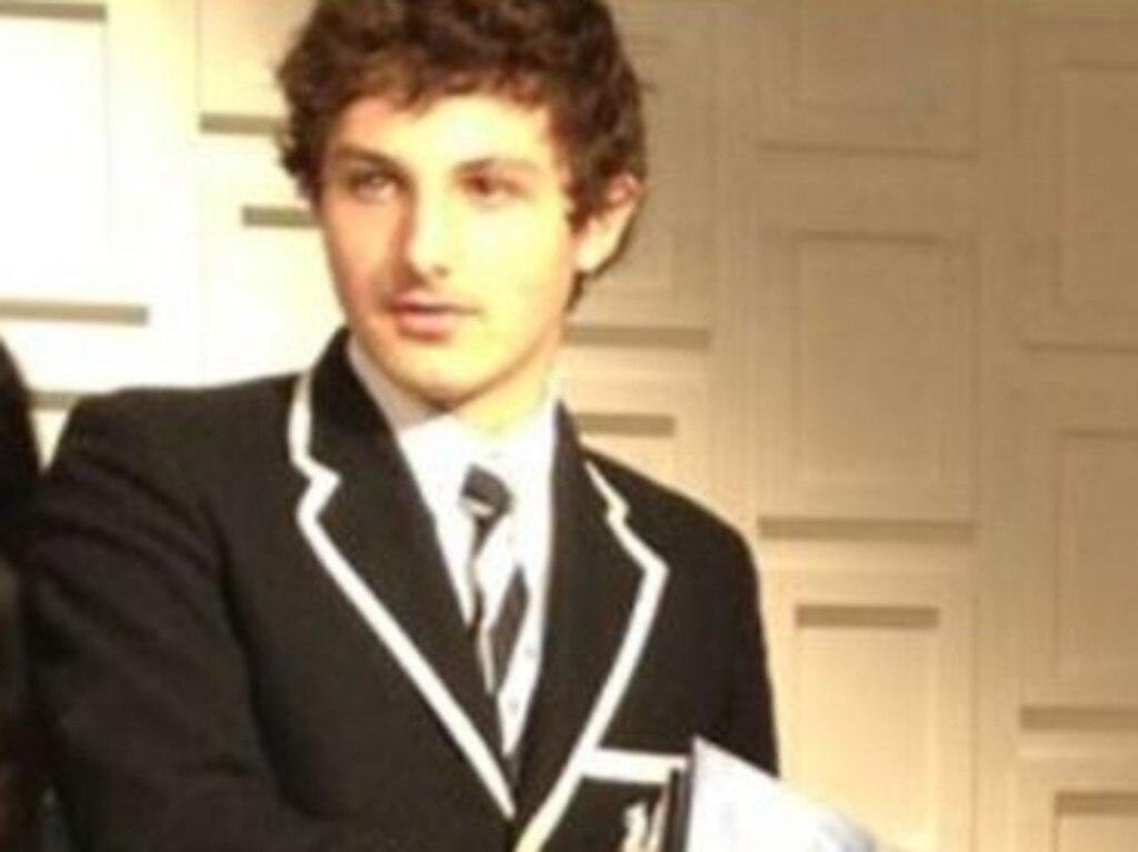 Gelder, 22, has been denied bail over the alleged rape. Picture: Facebook