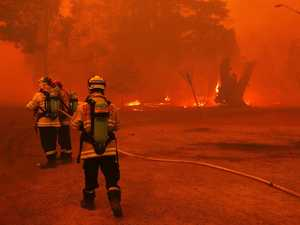 Horror day as bushfires ravage towns