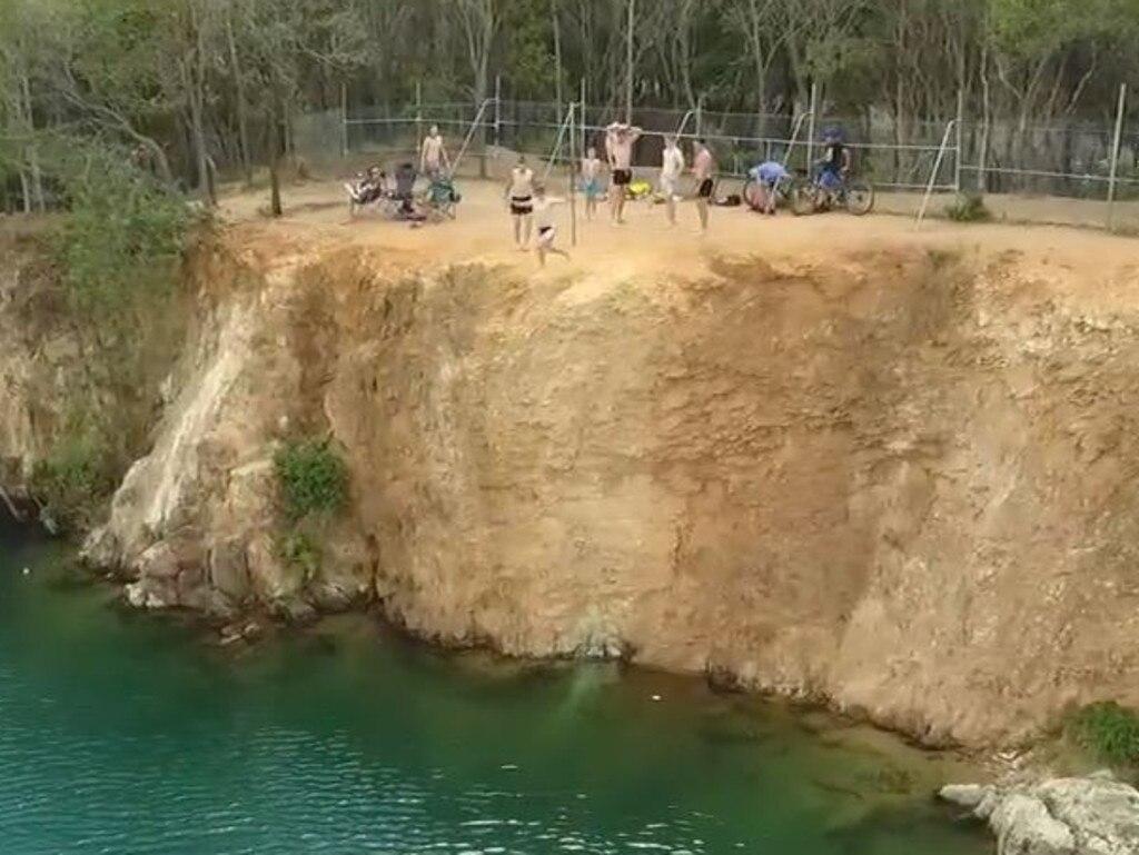 Karawatha quarry