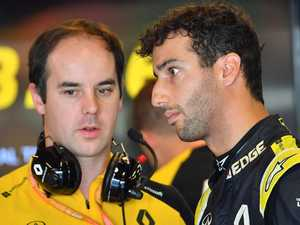 Bitter boss clips Ricciardo's new mates