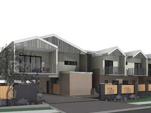 Medical solution: proposal for new apartments at Friendlies