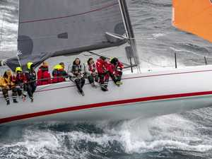 Showtime for little boat that could win Sydney to Hobart
