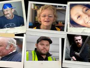 TRAGEDY: The faces of those we lost on our roads this year
