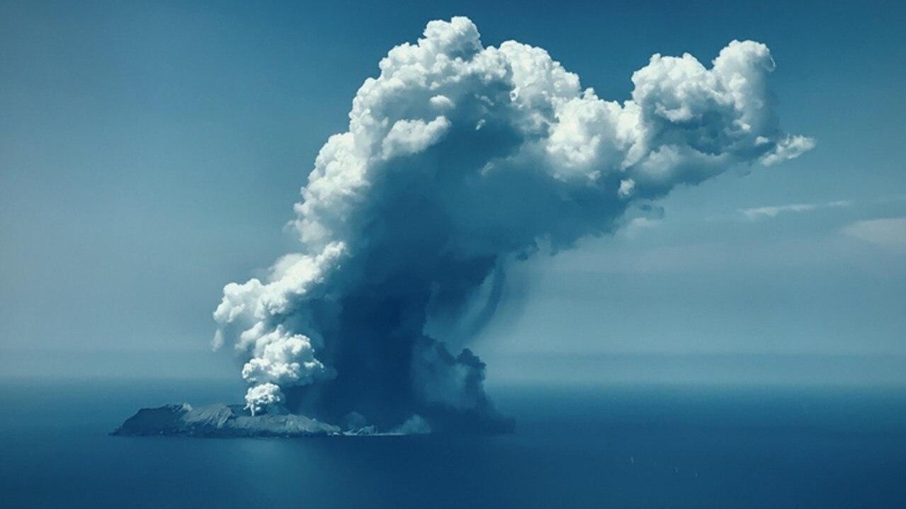 Seventeenth victim of White Island eruption dies in hospital. Picture: White Island Flights