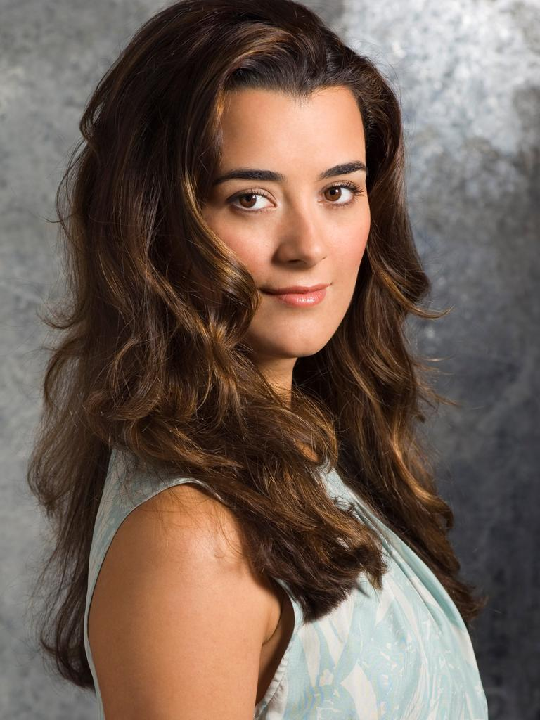 Cote de Pablo has reprised her role as Ziva David in seasn 17 of NCIS. Supplied by Channel 10.