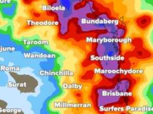 Christmas falls of 200mm predicted for southeast