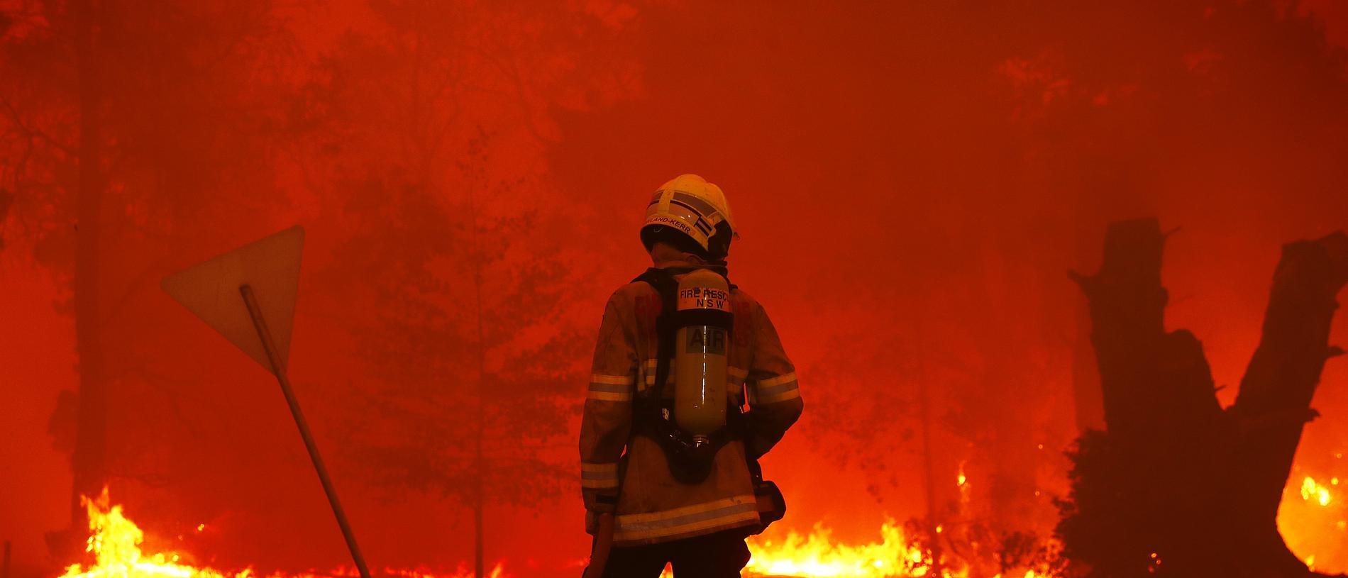 Western Sydney Fire Watch