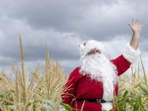 50mm+: Santa brings a rainy Christmas to the Valley